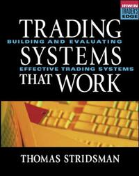 Trading Systems That Work