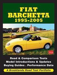 Fiat Barchetta 1995-2005 Road Test Portfolio