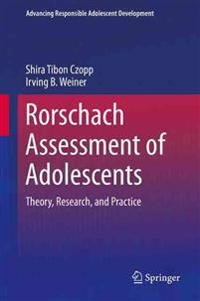 Rorschach Assessment of Adolescents