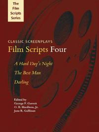 Film Scripts Four: A Hard Day's Night/The Best Man/Darling