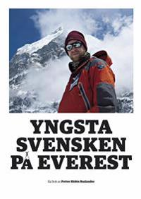 Yngsta svensken på Everest