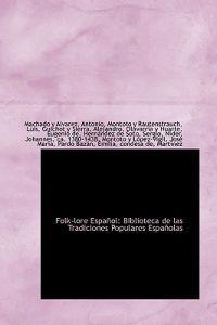 Folk-Lore Espa Ol