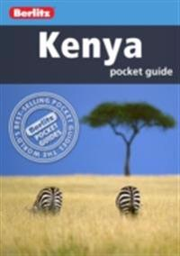 Berlitz: Kenya Pocket Guide
