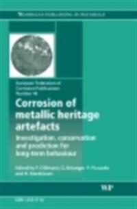 Corrosion of Metallic Heritage Artefacts