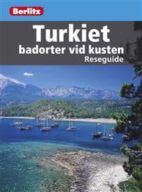 Turkiet. Badorter vid kusten