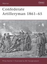 Confederate Artilleryman 1861-65