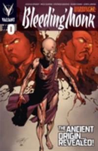 Harbinger: Bleeding Monk Issue 0