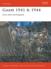 Guam 1941 & 1944