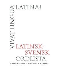 Vivat lingua latina Ordlista