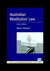 Australian Restitution Law
