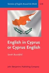 English in Cyprus or Cyprus English