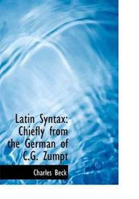 Latin Syntax