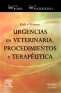 Kirk y Bistner. Urgencias en veterinaria