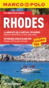 MARCO POLO Travel Guide Rhodos