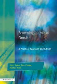 Assessing Individual Needs