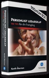 Personligt ledarskap : 110 tips för din framgång (inspirationsbox)