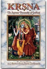 Krsna, the supreme personality of godhead - a summary study of srila vyasad