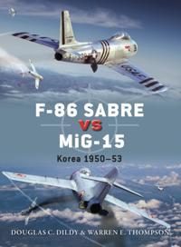 F-86 Sabre vs MiG-15