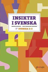 Insikter i svenska 2-3