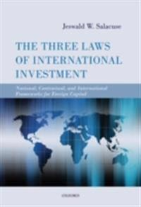 Three Laws of International Investment