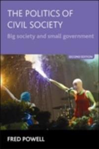 politics of civil society (Second edition)