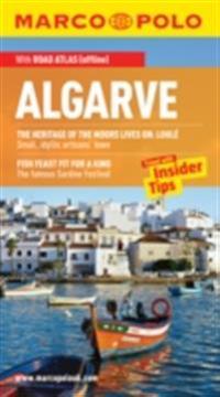 MARCO POLO Travel Guide Algarve