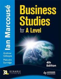 Business Studies for A-Level