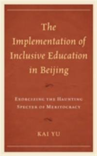 Implementation of Inclusive Education in Beijing
