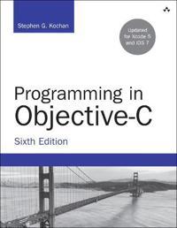 Programming in Objective-C