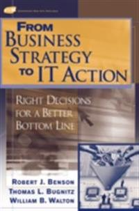 From Business Strategy to IT Action