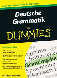 Deutsche Grammatik f r Dummies