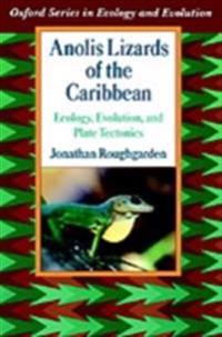 Anolis Lizards of the Caribbean