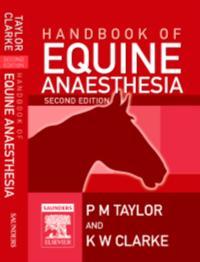E-Book Handbook of Equine Anaesthesia