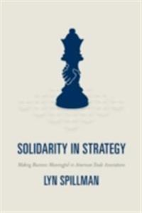 Solidarity in Strategy