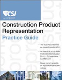 CSI Construction Product Representation Practice Guide