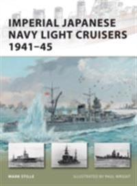 Imperial Japanese Navy Light Cruisers 1941 45