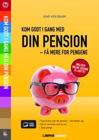 Kom godt i gang med din pensionsopsparing