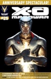 X-O Manowar (2012) Issue 25