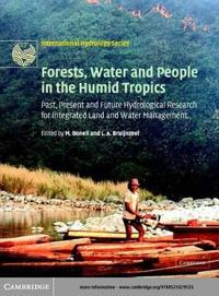 Forests, Water and People in the Humid Tropics