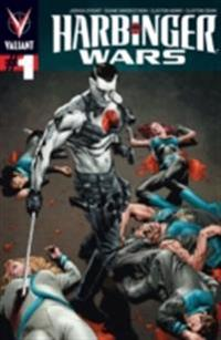 Harbinger Wars Issue 1