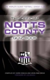 Official Notts County Quiz Book