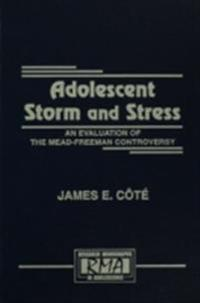 Adolescent Storm and Stress