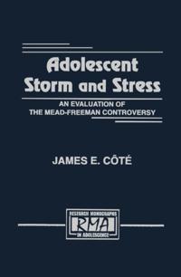 Adolescent Storm and Stress