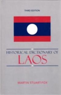 Historical Dictionary of Laos