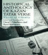 Historical Anthology of Kazan Tatar Verse