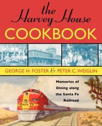 Harvey House Cookbook