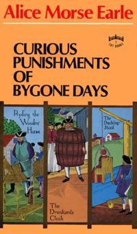 Curious Punishments