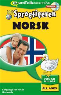 Mina första ord. Norska