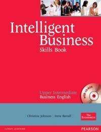 Intelligent Business, High-intermediate Skills Book + Cd-rom
