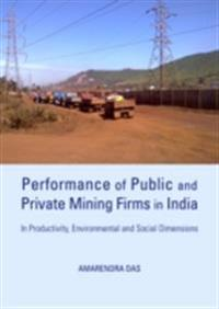 Performance of Public and Private Mining Firms in India